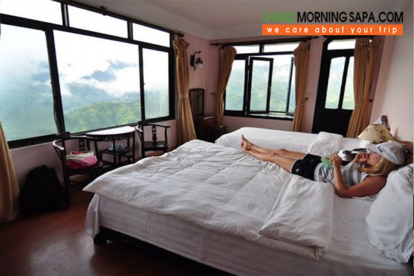 Mountain View hotel in Sapa