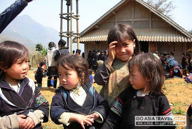 Children's Sapa